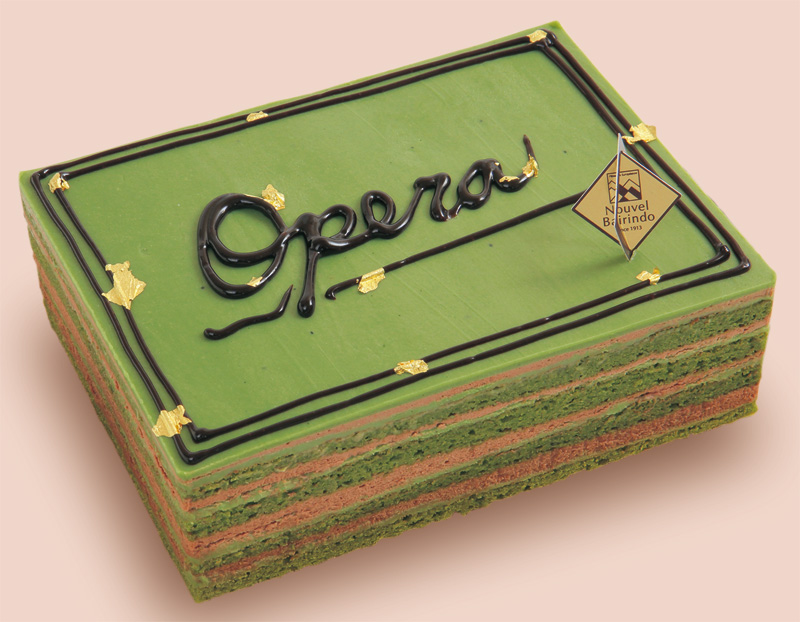 抹茶オペラ
